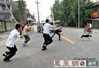 Hiinas hukati kümneid tuhandeid koeri