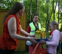 Õpilased viisid varjupaika süüa ja koerakuudi