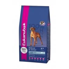 Eukanuba koeratoit suurt tõugu eakale koerale, 15 kg
