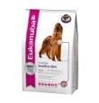 Eukanuba koeratoit tundliku nahaga koertele - 12 kg