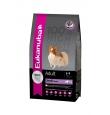 Eukanuba koeratoit väikest kasvu täiskasvanud koerale - 15 kg