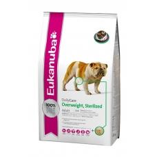 Eukanuba koeratoit ülekaalulisele koerale - 12,5 kg