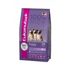 Eukanuba kutsikatoit väikest kasvu koertele, 7,5 kg