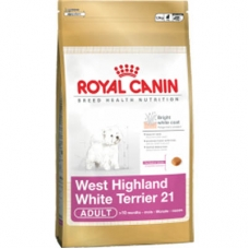 Royal Canin koeratoit west highland terjerile, 3 kg