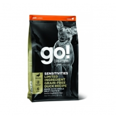 GO! Sensitivities koeratoit pardilihaga, 10 kg
