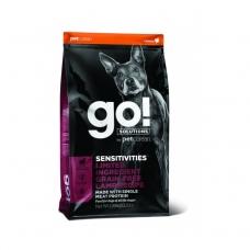 GO! Solutions Sensitivities teraviljavaba koeratoit lambalihaga, 10 kg