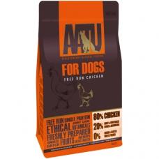 Aatu Chicken teraviljavaba koeratoit täiskasvanud koerale kanalihaga, 1,5 kg