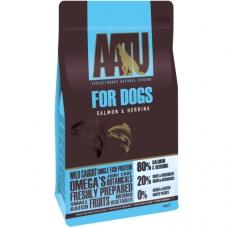 Aatu Salmon teraviljavaba koeratoit täiskasvanud koerale lõhega, 10 kg