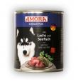 Amora konserv koertele lõhe ja järvekalaga, 12x800 gr