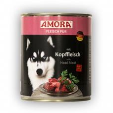 Amora konserv koertele loomalihaga ja veise pealihaga, 12x800gr