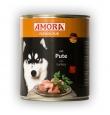 Amora konserv koertele kalkuni- ja loomalihaga, 12x800 gr
