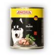 Amora konserv koertele looma- ja kanalihaga, 12x800 gr