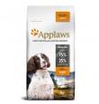 Applaws Dog Adult Small&Medium Chicken kuivtoit väikest ja keskmist kasvu täiskasvanud koertele, 7,5 kg