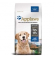 Applaws Dog Adult (All breed) Light Chicken lahjema koostisega kuivtoit täiskasvanud koertele, 7,5 kg