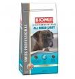 Biomill All Breed Light koeratoit küülikulihaga, ülekaalulisele koerale, 12 kg
