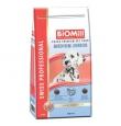 Biomill Medium Junior koeratoit kalaga keskmist kasvu kutsikatele, 20 kg