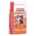 Biomill Medium Sensitive Salmon koeratoit lõhega, tundliku seedimisega keskmist kasvu koerale, 12 kg