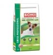 Biomill Mini Adult Sensitive Lamb koeratoit lambalihaga, tundliku seedimisega väikest kasvu koertele, 12 kg