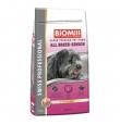 Biomill koeratoit All Breed Senior ulukilihaga, 12 kg