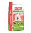 Biomill Medium Sensitive Lamb koeratoit lambalihaga, keskmist kasvu allergilisele koerale, 12 kg