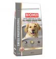 Biomill Grain Free teraviljavaba koeratoit forelli ja pardiga, 12 kg