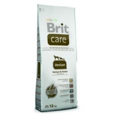 Brit Care Venison All Breed teraviljavaba koeratoit hirveliha ja kartuliga, 12 kg