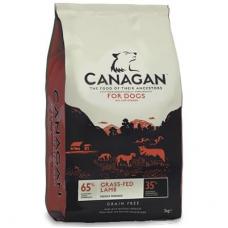 Canagan GRASS-FED LAMB teraviljavaba koeratoit lambalihaga, 6 kg
