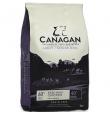 Canagan FREE-RUN CHICKEN LIGHT/SENIOR teraviljavaba koeratoit kanalihaga eakatele ja ülekaalulistele koertele, 2 kg