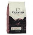 Canagan COUNTRY GAME SMALL BREED teraviljavaba koeratoit ulukilihaga väikest tõugu koertele, 6 kg