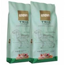 Enova Tris Formula teraviljavaba koeratoit küülikulihaga, 2x12 kg