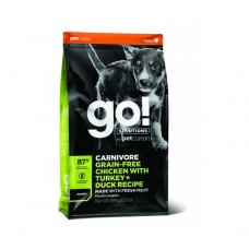 GO! Solutions Carnivore Kana, Kalkun + Part kutsikatoit, 10 kg