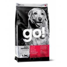 GO! Daily Defence™ koeratoit lambalihaga, 11,34 kg