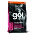 Go! Sensitivities teraviljavaba koeratoit lõhega, 1,6 kg