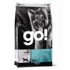 Go! Fit+Free™ teraviljavaba koeratoit kalkuni ja kanalihaga, 11,34 kg