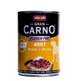 Animonda Gran Carno Adult konserv koertele veise- ja kalkunilihaga, 12x800 gr