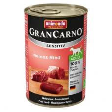 Animonda Gran Carno Sensitive konserv koertele veiselihaga, 12x800 gr