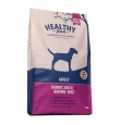 Healthy Paws koeratoit jäneseliha, pardiliha ja pruuni riisiga, 2 kg