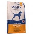 Healthy Paws British Turkey & Millet koeratoit kalkuni ja hirsiga suurt kasvu koertele, 12 kg
