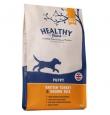 Healthy Paws British Turkey & Brown Rice kutsikatoit kalkuni ja pruuni riisiga, 2 kg
