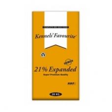 Kennel's Favourite 21% Expanded madala valgu ja rasvasisaldusega koeratoit, 20 kg