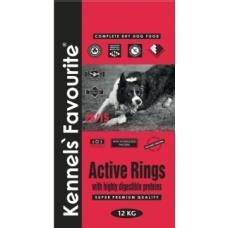 Kennel's Favourite Active Rings koeratoit aktiivse eluviisiga koerale, 20 kg