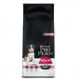 Pro Plan Puppy Sensitive tundliku nahaga kutsikatele lõhega, 12 kg