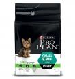 Pro Plan Small&Mini Puppy Chicken kutsikatoit väikest tõugu kutsikatele kanalihaga, 3 kg