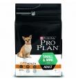 Pro Plan Dog Small&Mini Adult Chicken koeratoit väikest kasvu koertele kanalihaga, 7 kg