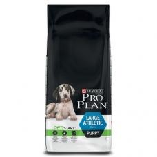 Pro Plan Dog Athletic Puppy kutsikatoit suurt tõugu kutsikatele kanalihaga, 12 kg