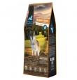 Wolf's Mountain Island Farm teraviljavaba koeratoit pardi, kalkuni ja ulukilihaga, 12,5 kg