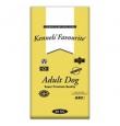 Kennel's Favourite koeratoit täiskasvanud koertele linnuliha ja riisiga, 20 kg