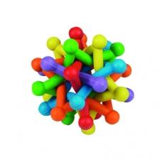 Kummist mänguasi Aatom
