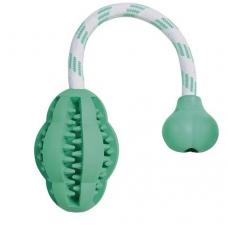 Piparmündimaitseline hambahoolduspall nööriga