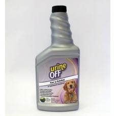 Urine Off Dog&Puppy koera lõhna- ja plekieemaldaja, 500 ml